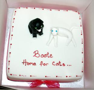 2016 Boote Home Cake